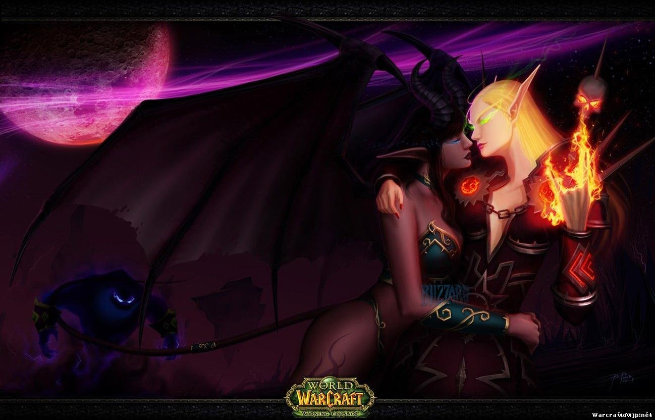 Succubus and elf hardcore images